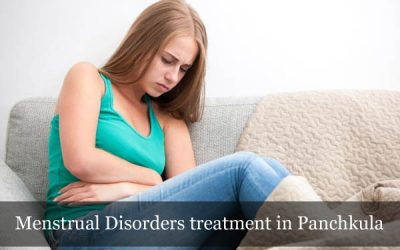 Menstrual Disorders treatment Panchkula